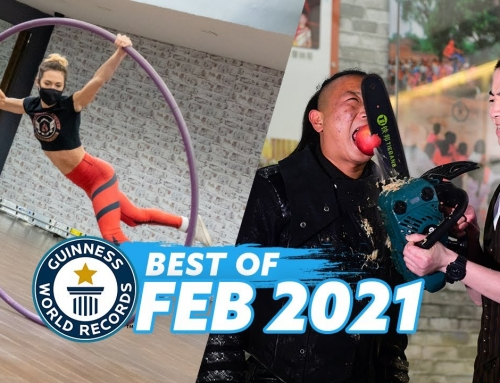 Best Of Weltrekorde | Februar 2021